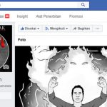 Facebook mata ketiga supranatural